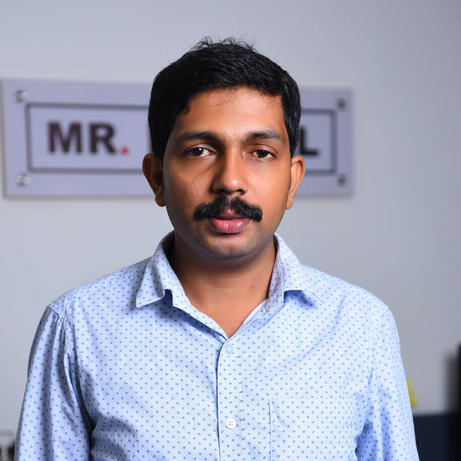 Gopu, Wordpress Developer at Mr Digital Marketing Agency