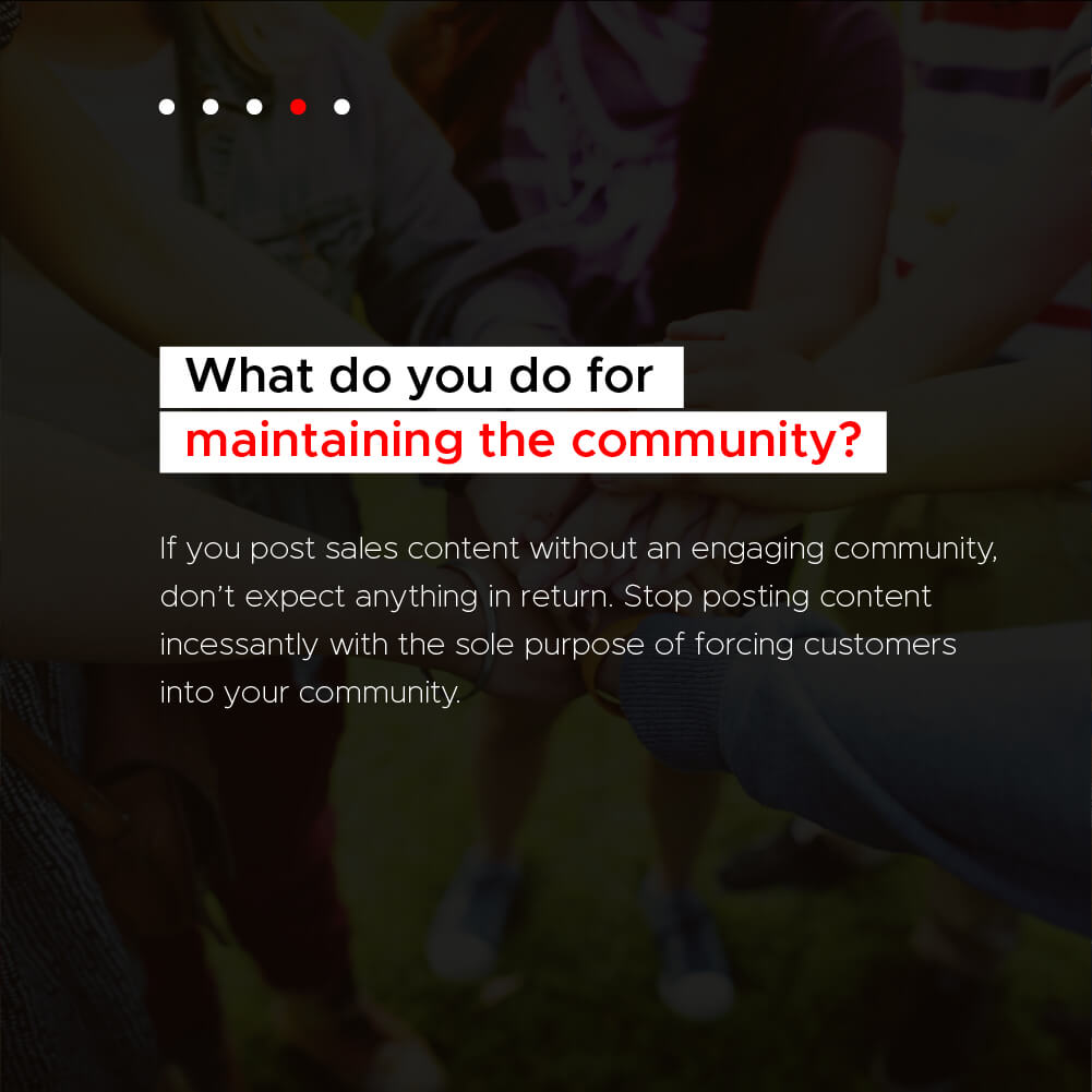 4 Questions to Ask while Framing your Community Building Strategy