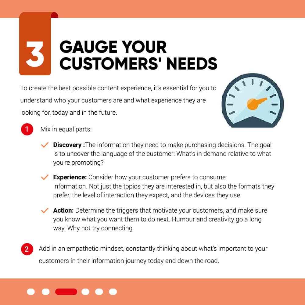 5 Must Have Ingredients for a Great Content Strategy