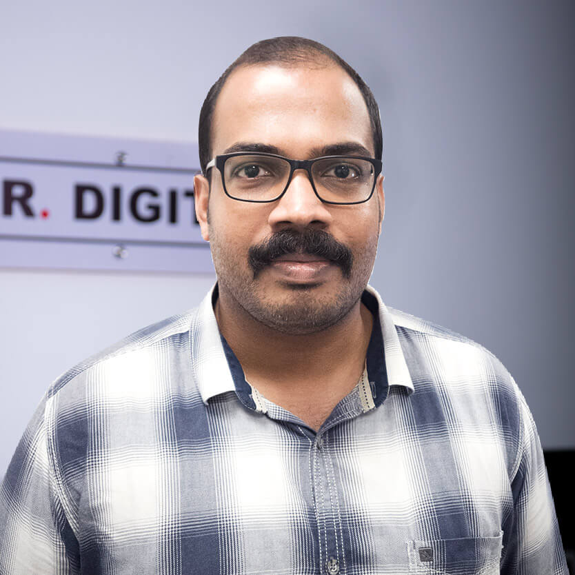 Nithin - Digital Specialist