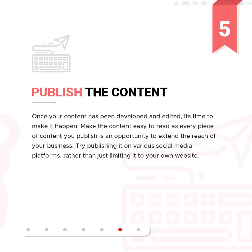 Top 6 Tips for Successful Content Marketing