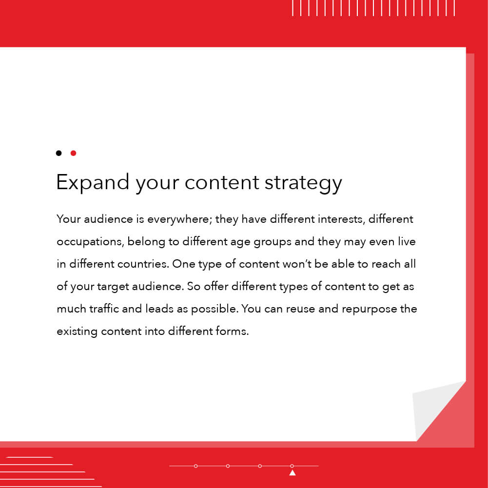 4 Creative Ways to Boost your Content Marketing