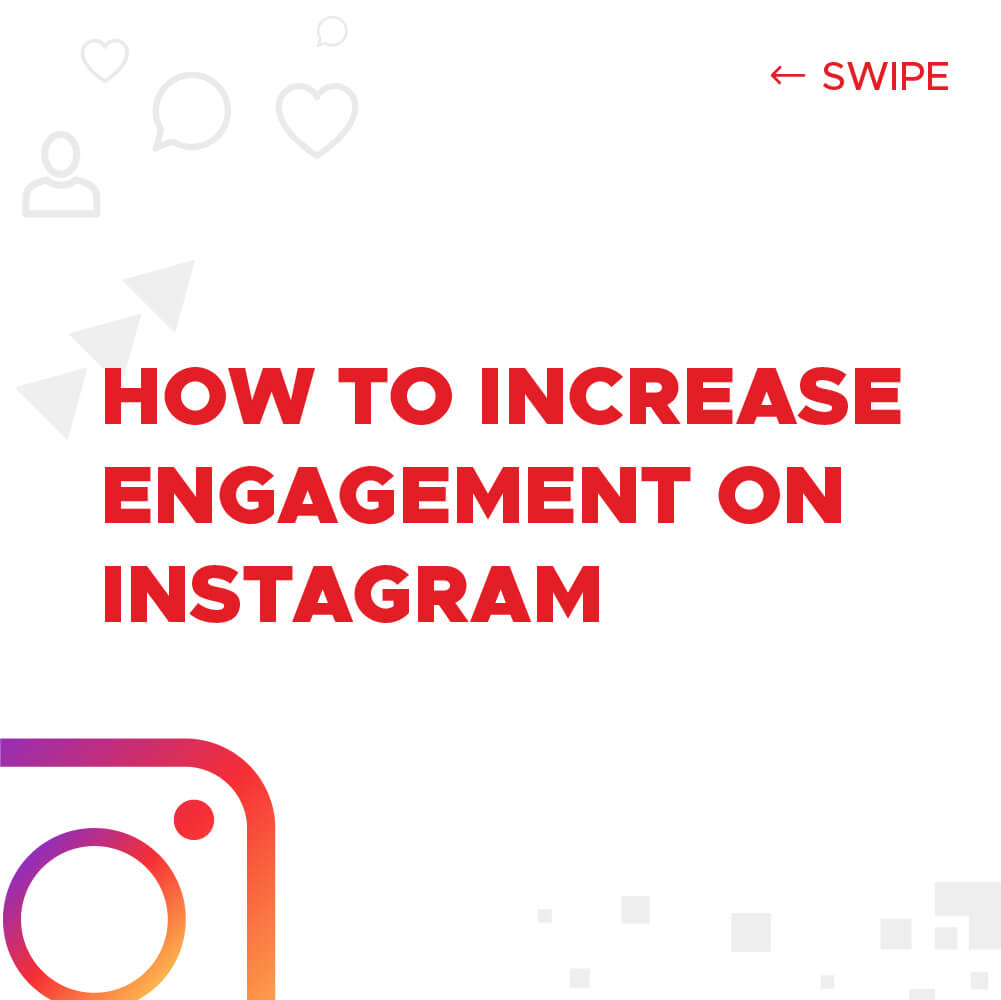 How to Increase Engagement on Instagram- Title