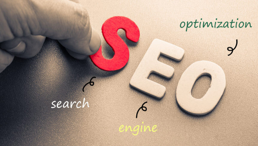 Rank on First Page of SEO