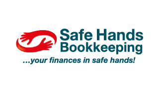 Safehands Bookkeeping Logo