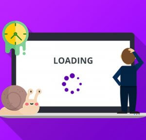 Slow Loading Page