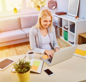 Remote workers are not productive