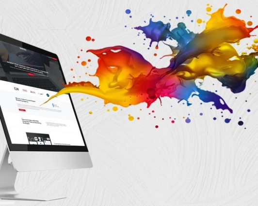 Website conversion colours