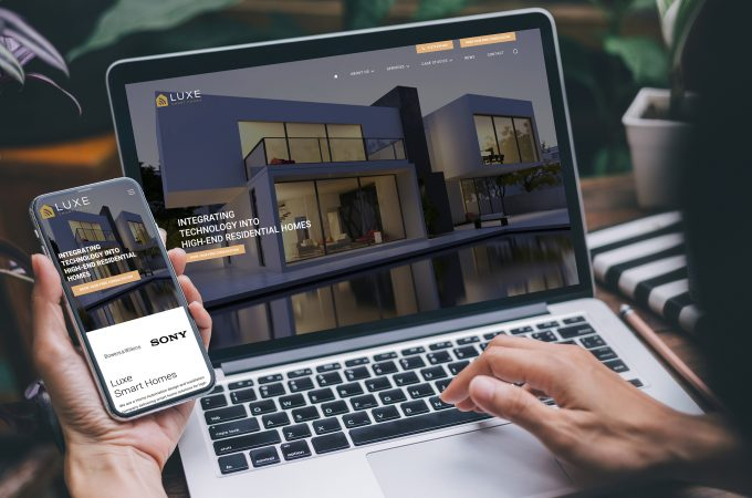 Luxe Smart Homes SEO