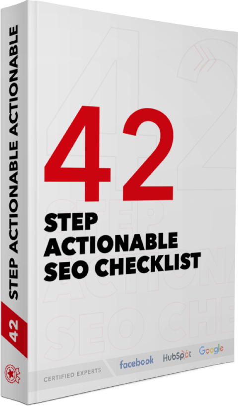 42 Actionable Steps For Wildly Profitably SEO Success